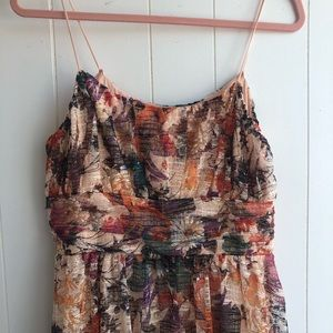 Anthropologie Dresses - New Anthropologie Maeve Floral Mackenzie Dress